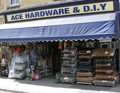 ACE Hardware and DIY