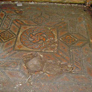 Spoonley Wood Mosaic