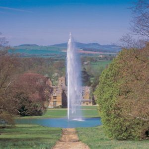 Stanway House & Fountain