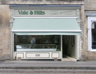 vale and hills family butchers