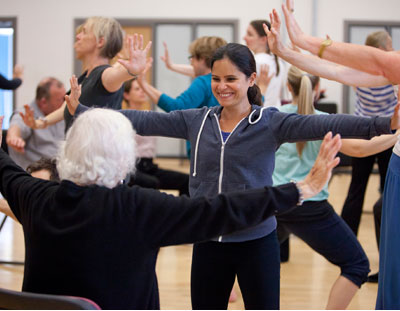 Dancing with Parkinson's Programme