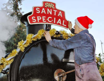Santa Specials at GWR