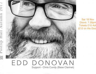 Edd Donovan Poster