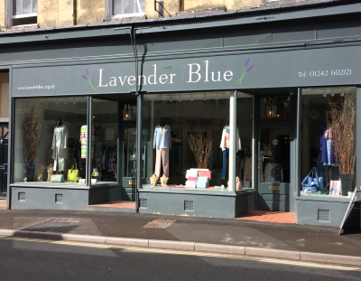 Lavender Blue Shop Front
