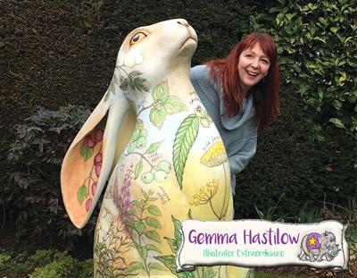 Gemma Hastilo & Fenella Forage Hare