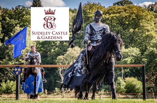 Jousting at Sudeley Castle