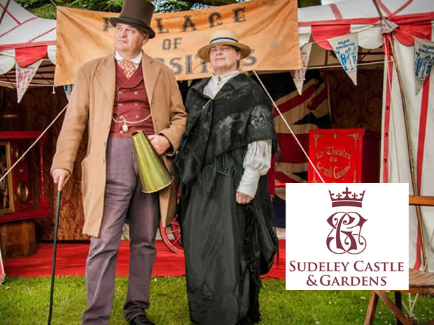 Victorian May Day at Sudeley Castle