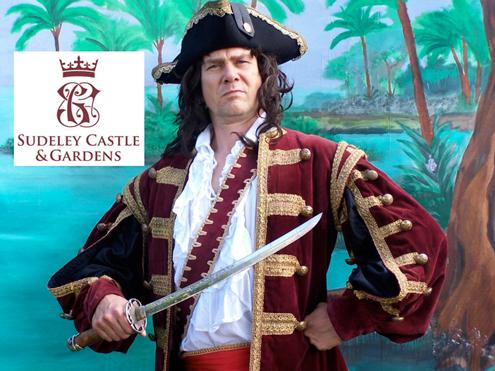 Pirates on Children's Wednesday