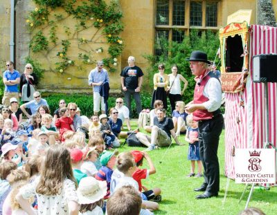 Children's Wednesday at Sudeley Castle