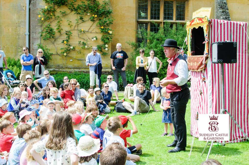 Children's Wednesday at Sudeley Castle