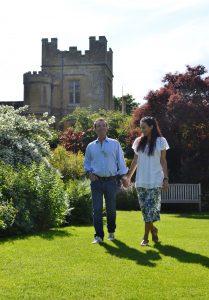Henry & Lili in the Secret Garden