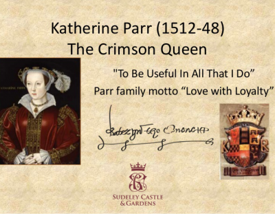 Katherine Parr Day