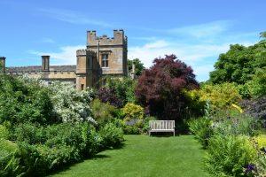 Secret Garden at Sudely Castle
