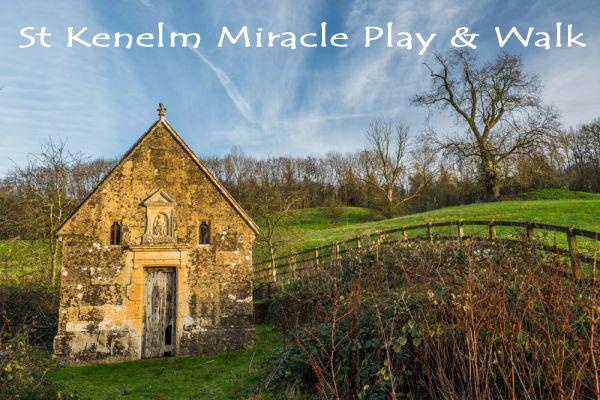 St Kenelm Miracle Play & Walk