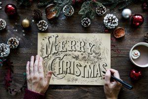 Sudeley Christmas Craft Workshop