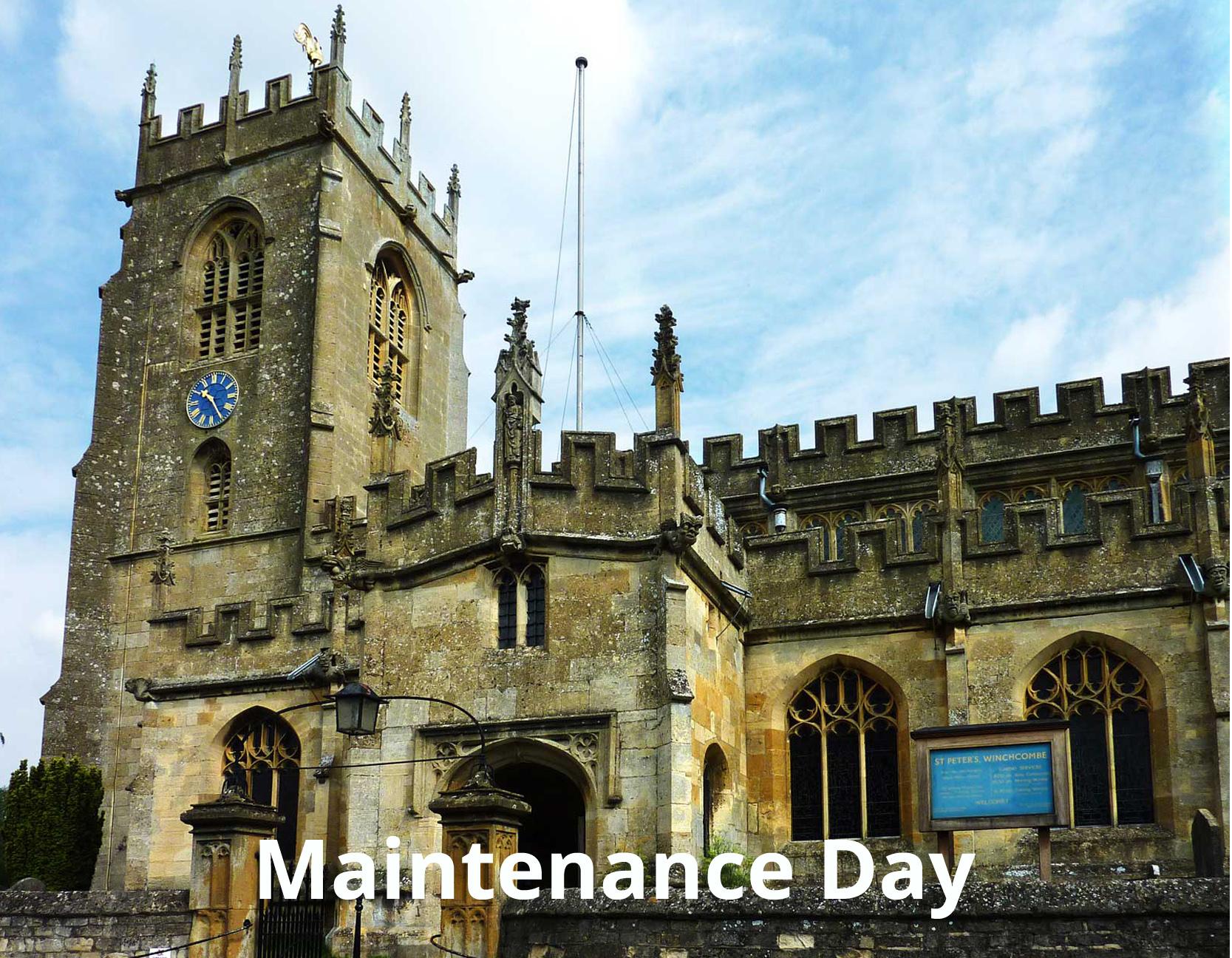 St Peter's Church Maintenance Day