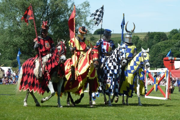 Sudeley Castle Joust