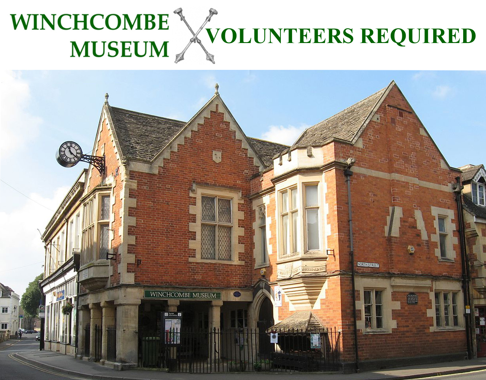 Volunteer at Winchcombe Museum