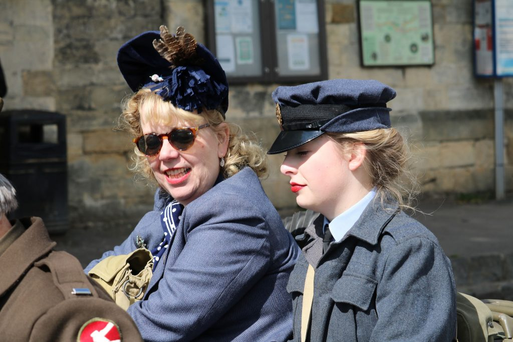 Wartime in the Cotswolds